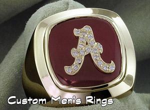 Custom Men's Rings